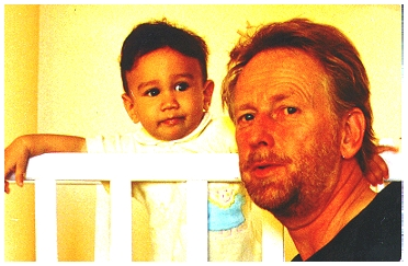 Matu 8 months old and The Legal Custodian, The Father, 1990...2003....